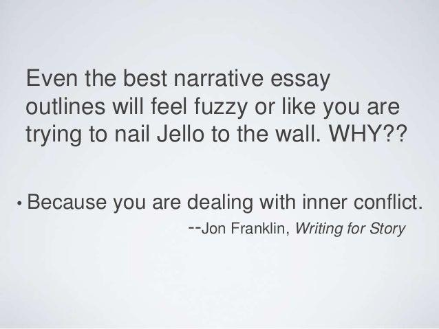 Outline for narrative essay