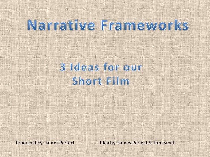 Narrative frameworks