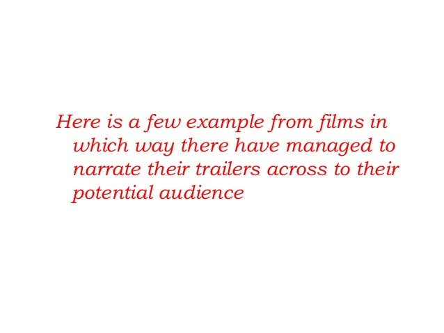 film genre narration reality tv essay Together, these three areas – essay, film, narration – constitute the basic  concerns of  addressed, in this case by looking at a genre not overly theorized  yet, the film essay  the why we fight series offers numerous examples:  it is  a singular voice, distant in its voiceover, declarative in its objective rendering of  reality.