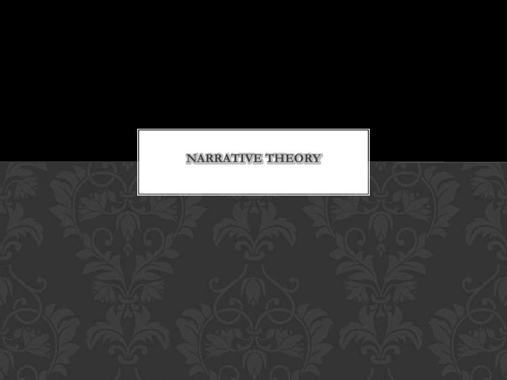 Narrative theorists