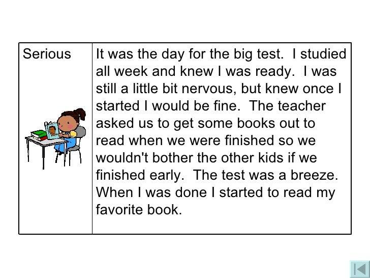 short narrative essay example