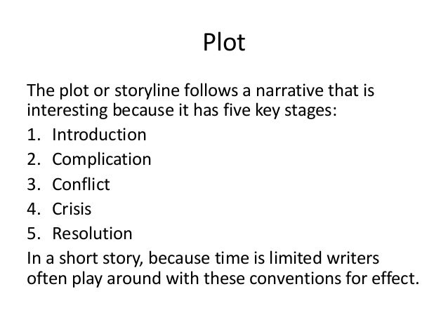 character and plot essay What do you need to do in a response to literature essay show your understanding of the main character and the plot of the story show your understanding of the overall.