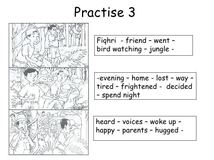 the jungle descriptive essay