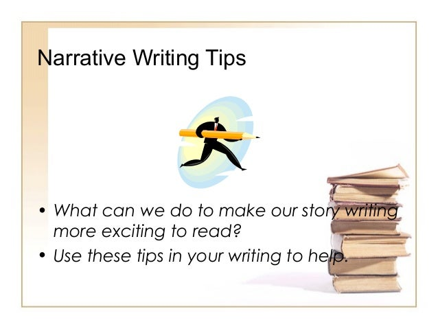 powerpoint presentation on narrative essay The powerpoint ppt presentation: writing a narrative essay is the property of its rightful owner do you have powerpoint slides to share if so, share your ppt presentation slides online with powershowcom.