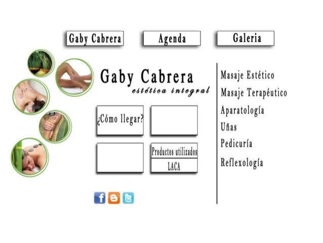 Gaby CabreraGaby CabreraGaby Cabrera