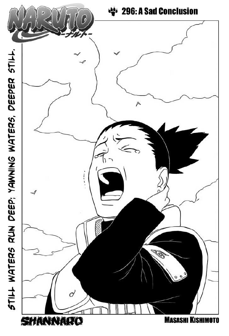 Naruto 296