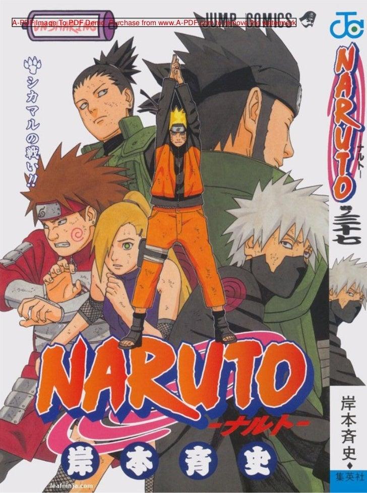 Naruto chap (330)