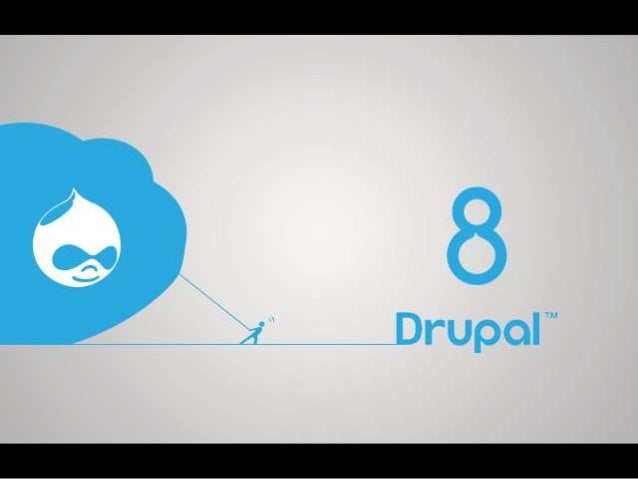 Nascom update 1- The Mission of Drupal 8