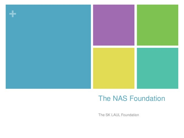 +  The NAS Foundation The SK LAUL Foundation