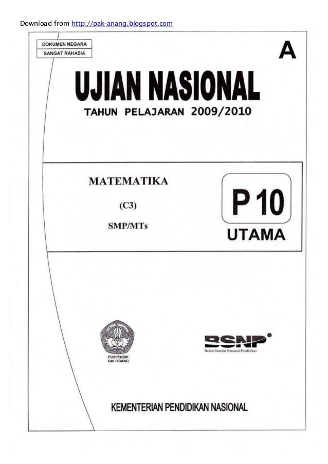 28 Images Of Soal Ujian Nasional Kimia Paket