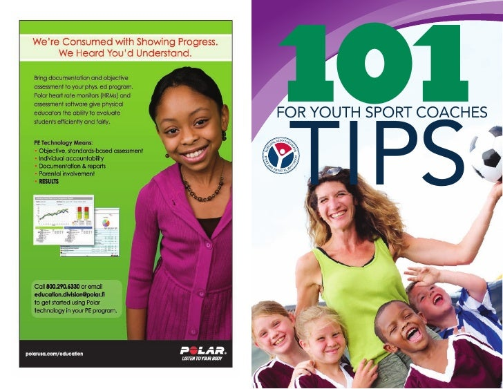 101 TIPSFOR YOUTH SPORT COACHES