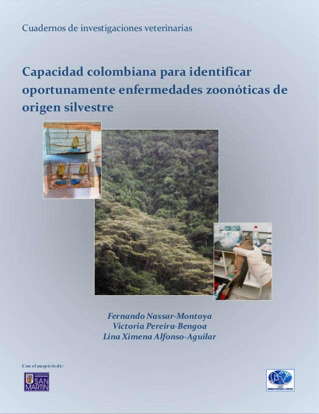 Nassar et al_capacidad_colombiana_para_identificar_oportunamente_enfermedades_zoonóticas_de_origen_silvestre