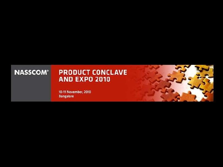 Nasscom Product Conclave2010