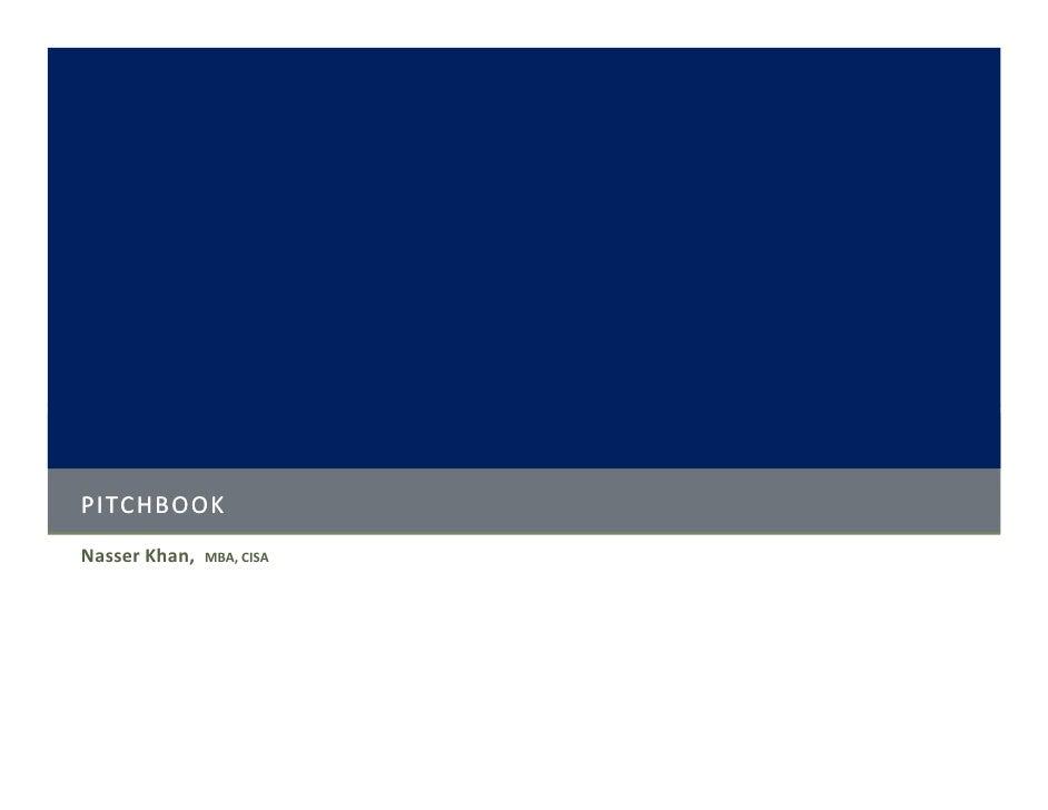 Nassers Pitchbook 112109 Blue1