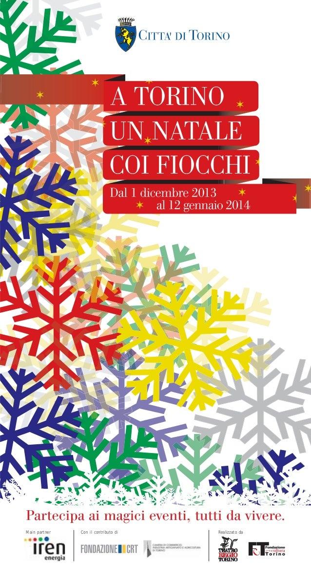 Natale coi fiocchi a Torino
