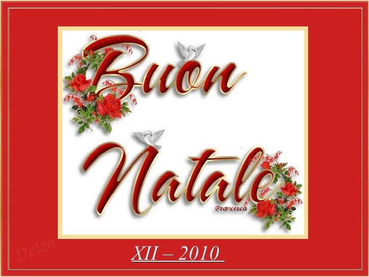 Natale in italia 2010