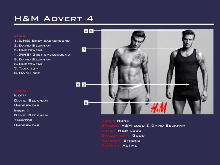 H&m Logo 6 3icons:(left)david