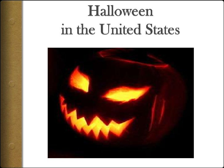 Halloweenin the United States<br />
