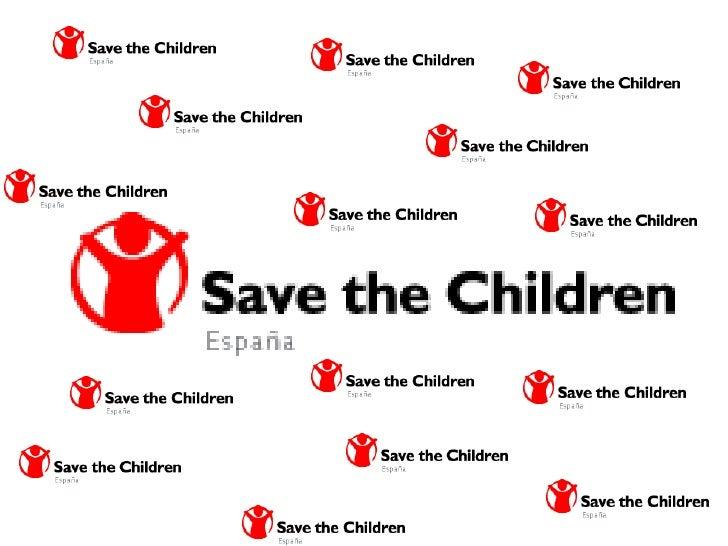 Save the children por Natasha, Gena y Medi