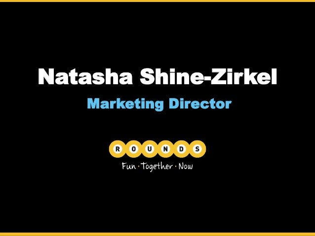 Natasha Shine - App Store Optimization