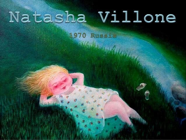 NATASHA VILLONE