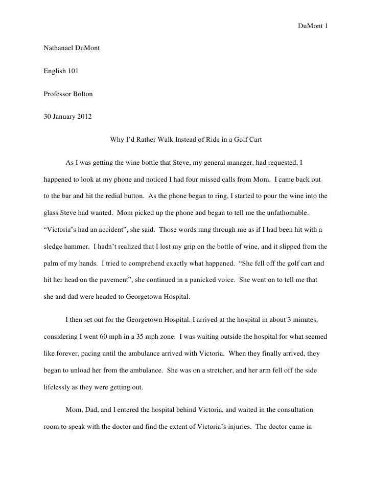 example of a research paper body paragraph