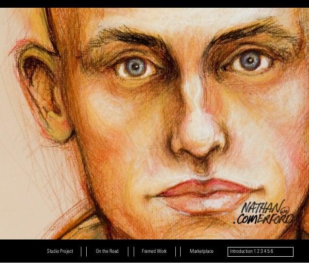 Nathan Comerford Art