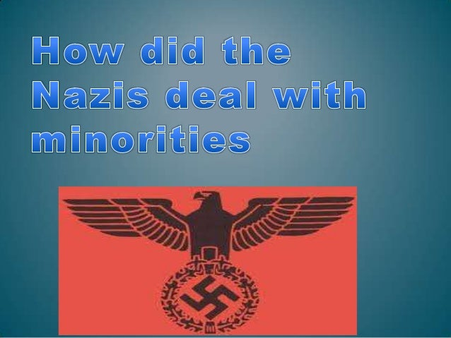 The Nazis divided the different races into two groups, those were the Aryan or Master race and the other group were the 's...