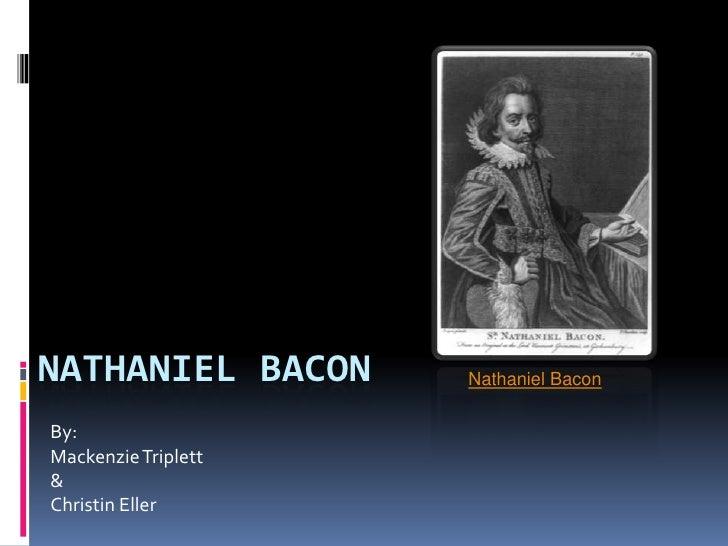 Nathaniel Bacon