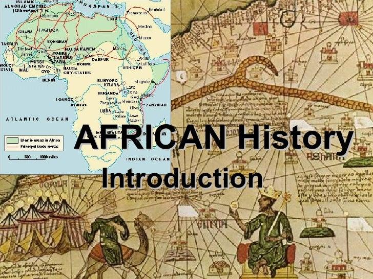 2010 intro to africa