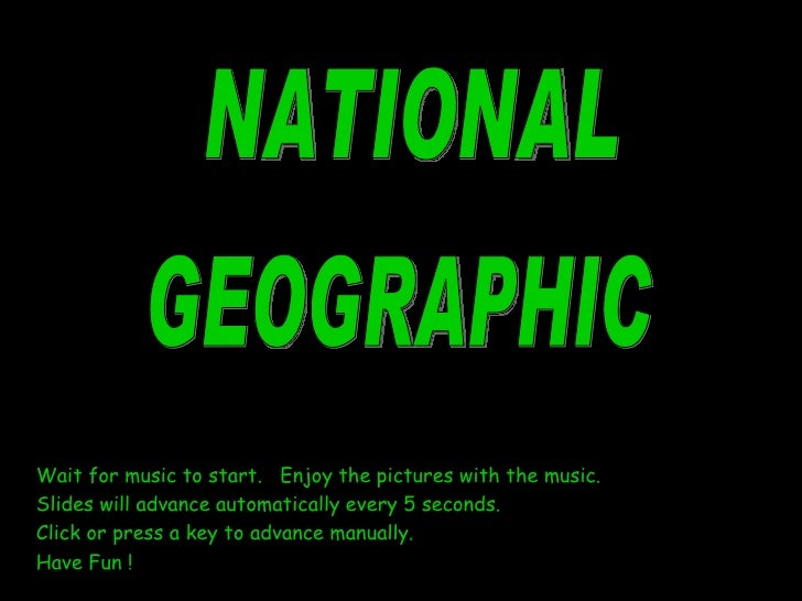 NATIONAL GEOGRAFIC 2