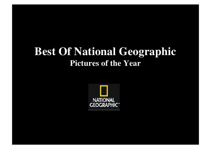 National Geographic 2007