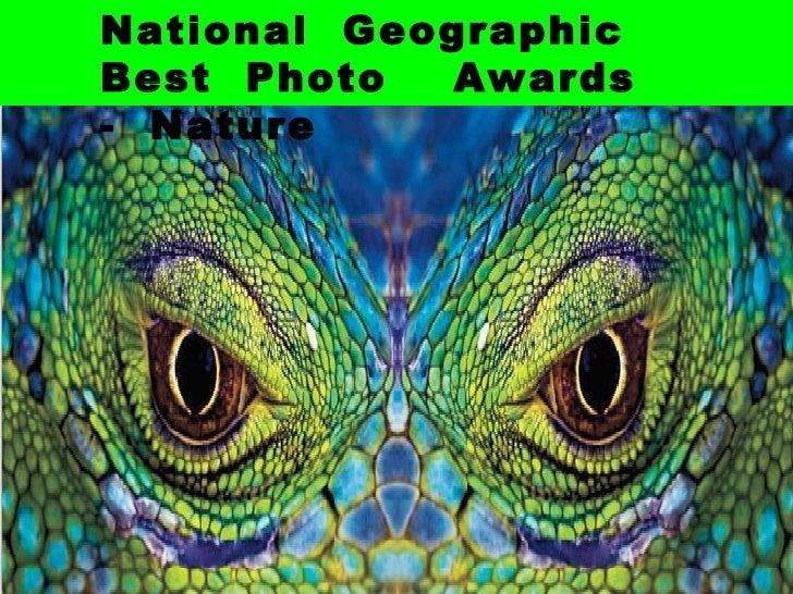 National  Geographic  Best  Photo  Awards  -  Nature