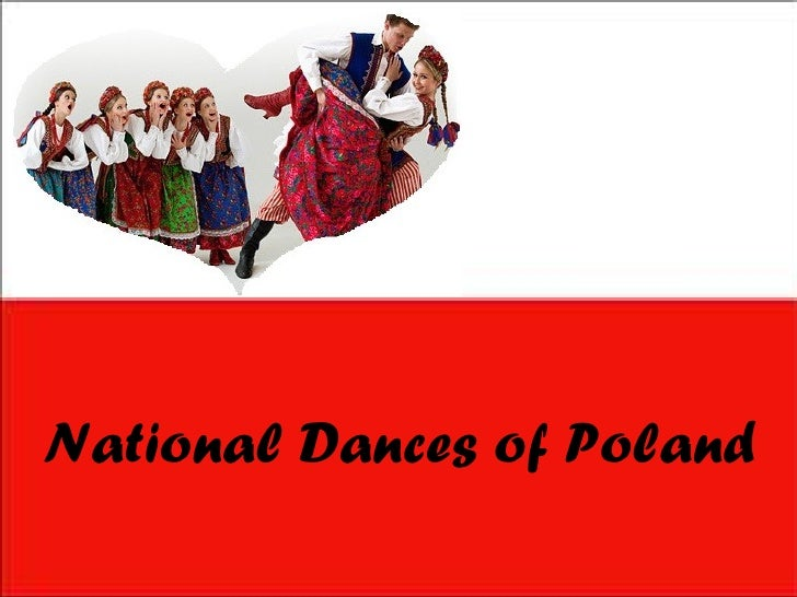 Polish National Dances - Oliwia and María