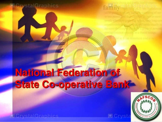 National Federation ofState Co-operative Bank