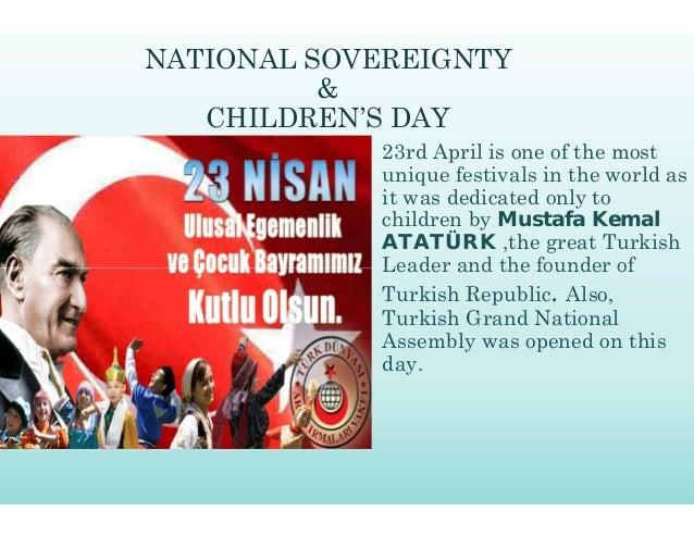 National festivals in Turkey