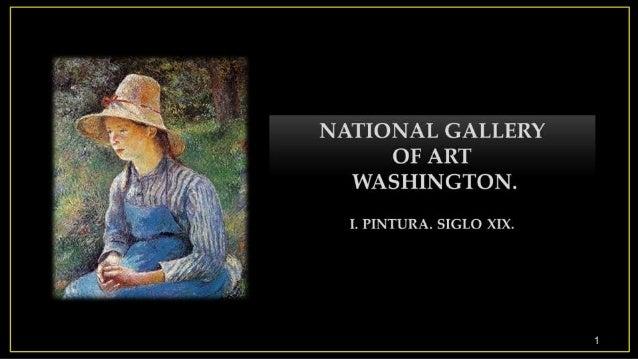 National Gallery of Art. Washington.Pintura.Siglo XIX