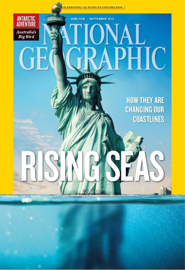 National geographic interactive September 2013