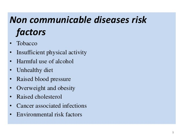 over nutrition obesity and non communicable diseases Obesity is a major risk factor for several of today's most serious health conditions and chronic diseases, including high blood pressure, high cholesterol, diabetes, heart disease and stroke, and osteoarthritis.