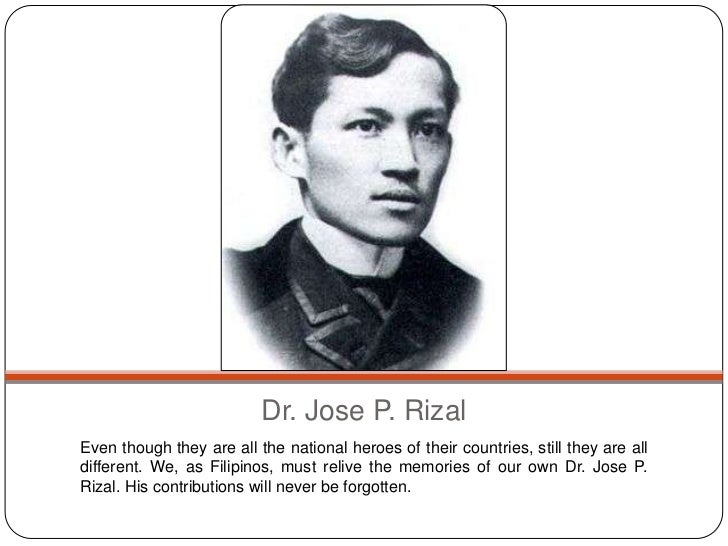 "why is rizal our national hero In the ateneo de manila (of which rizal is an alumnus), one of our senior year   claim other people deserve the title ""greatest"" and/or ""national"" hero over rizal."