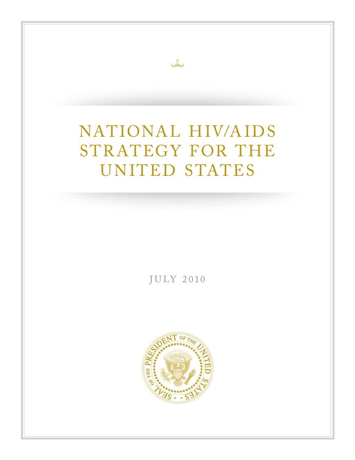 National hivaids strategy