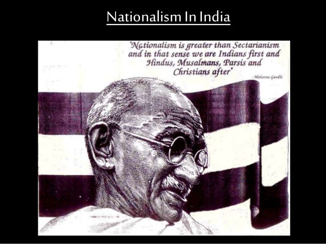 NationalismIn India