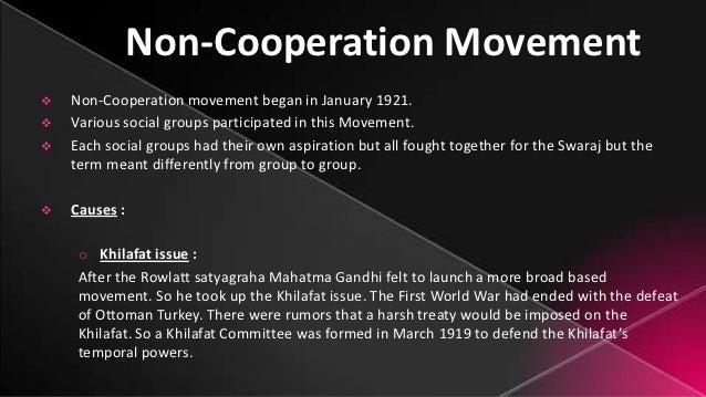 essay on khilafat movement