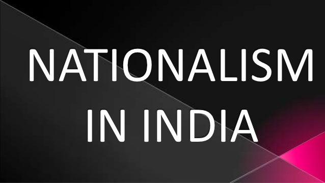 Indian nationalism