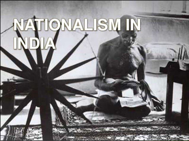 Indian nationalism essay