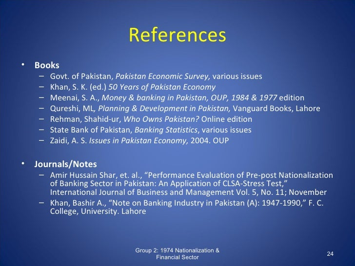 nationalization of industries in pakistan and Pakistan 1972 on january 2 nationalization of industries detailed nationalization schemes for three separate industries in great britain had already been.