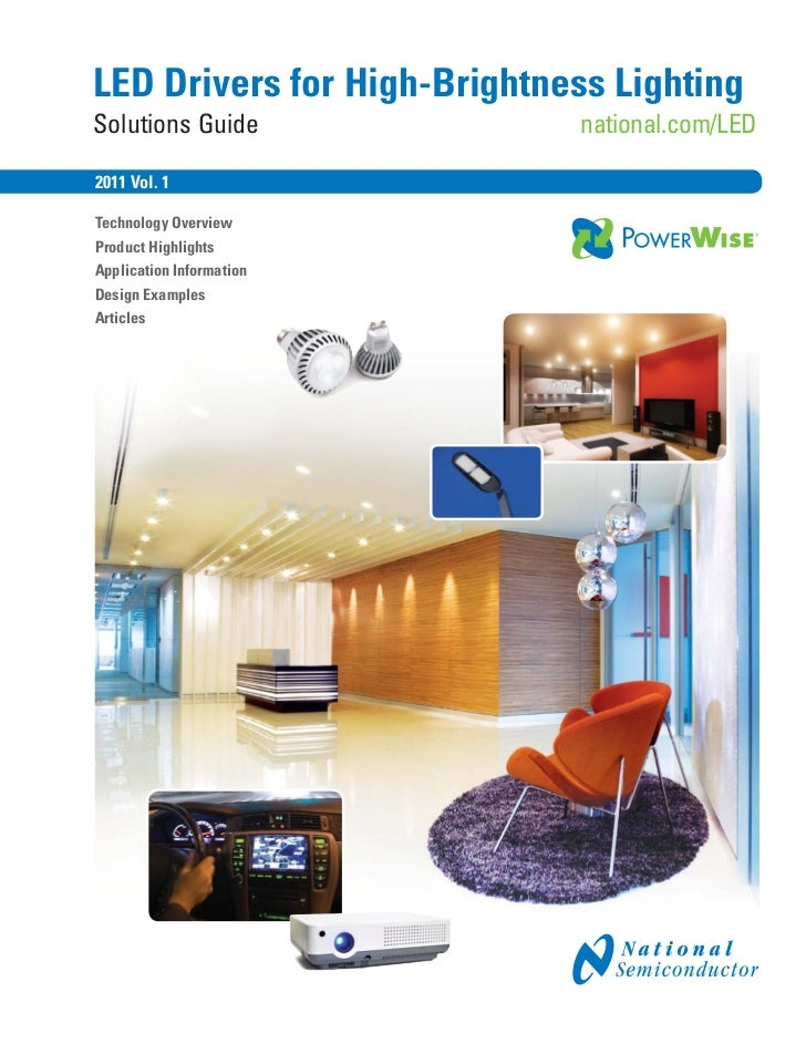 National lighting solutions