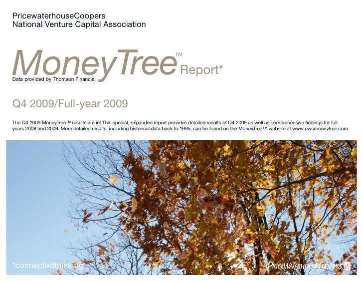 National Money Tree Full Year Q4 2009
