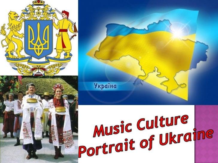 National music culture portrait