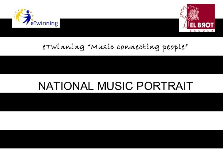 National music portrait - Spain